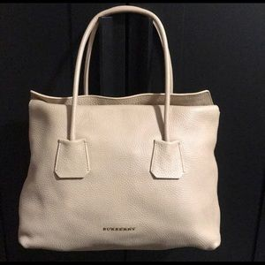 Like New Authentic Burberry Handbag
